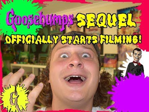 Goosebumps 2 - Slappy Halloween Officially Starts Filming!
