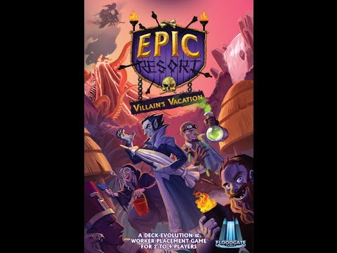 Epic Resort: Villain's Vacation Review