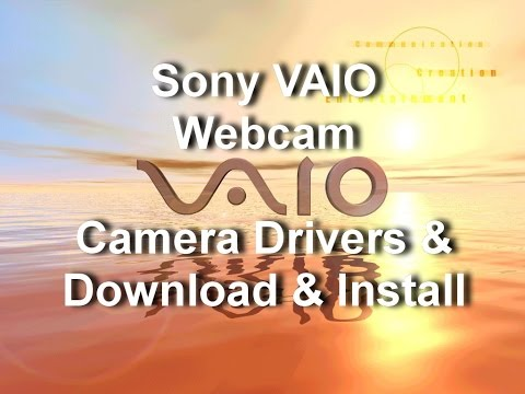 CAMERA VGP-VCC6 DRIVER FOR WINDOWS DOWNLOAD