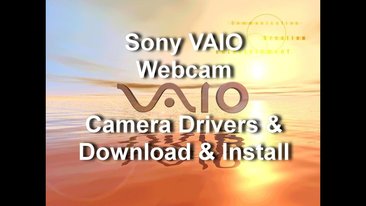 sony video camera drivers windows 10