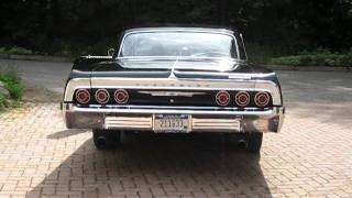 1964 Impala Exhaust Sound ((SOLD))