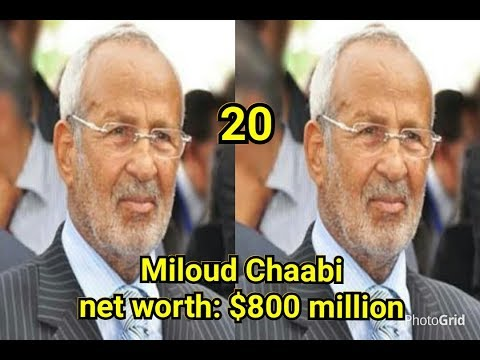 Top 20 richest people in Africa with their net worth latest 2018