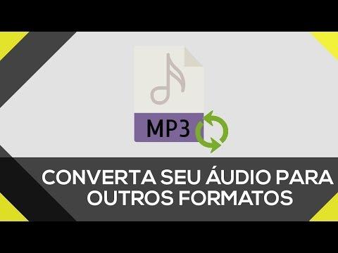 Como converter áudio de qualquer formato para MP3 | SEM PROGRAMAS