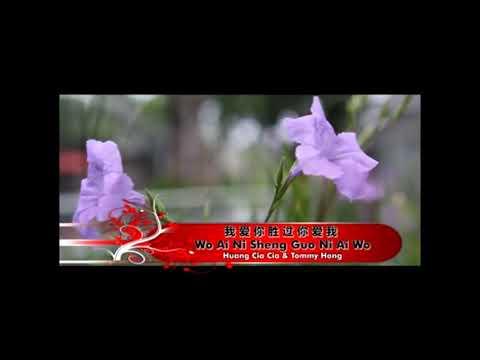 Wo Ai Ni Sheng Guo Ni Ai Wo - ( Huang Jia Jia ) - Mandarin Love Song