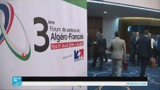 الطابع الاقتصادي يطغى على زيارة فالس إلى الجزائر