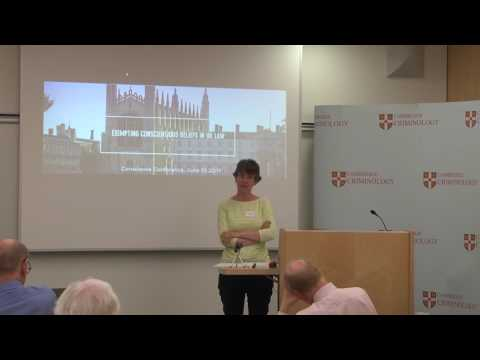 Lucy Vickers: Doctrinal difficulties in the law of conscience