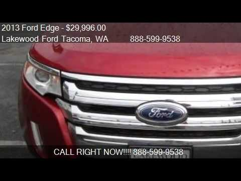 2013 Ford Edge 4dr Limited AWD - for sale in Tacoma, WA 9840