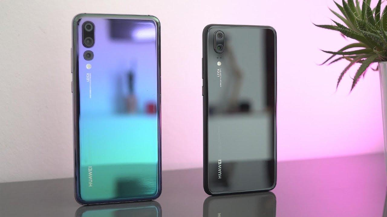 Huawei P20 Bedienungsanleitung Deutsch