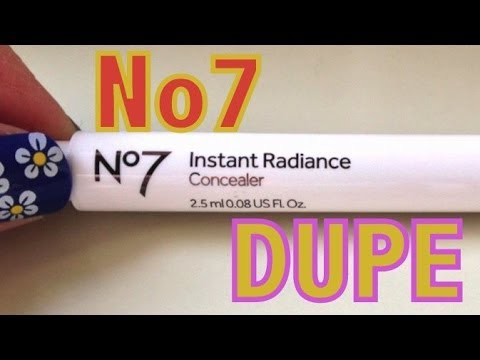 Radiant Glow Concealer by no7 #16
