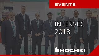 Hochiki Middle East - Intersec 2018