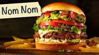 Geile Hamburger! - KOCHEN SPEZIAL