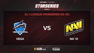 vega squadron vs natus vincere game 1 sl i league starseries season 3 eu