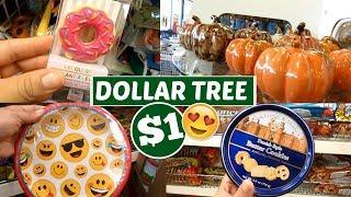 BATENDO PERNA PELO DOLLAR TREE! 😍💸 FAZENDO COMPRAS E MOSTRANDO NOVIDADES! LOJA DE $1 NOS EUA