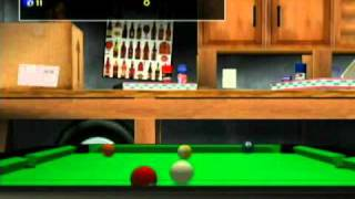 Virtual Pool: Tournament Edition Xbox Gameplay