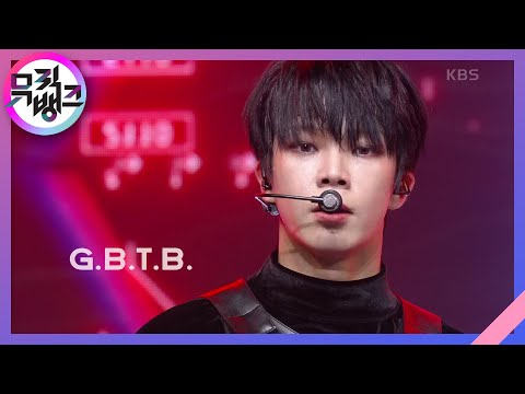 G.B.T.B. - VERIVERY(베리베리) [뮤직뱅크/Music Bank] 20201023