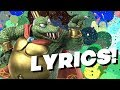 Super Smash Bros. Ultimate - Gang-Plank Galleon (WITH LYRICS!)