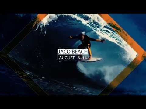 2016 ISA World Surf Games in Jaco, Costa Rica