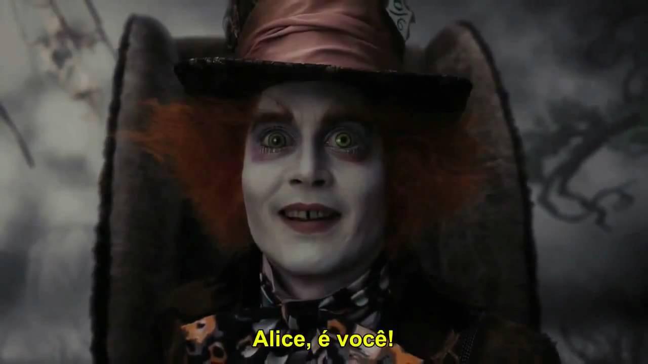 Alice no Pas das MaravilhasTrailer LegendadoCine Star