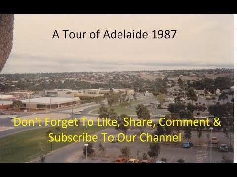 A Tour of Adelaide 1987