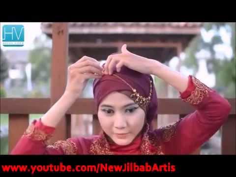 Foto: Penampilan Stylish Hijabers Cantik Asal Bogor