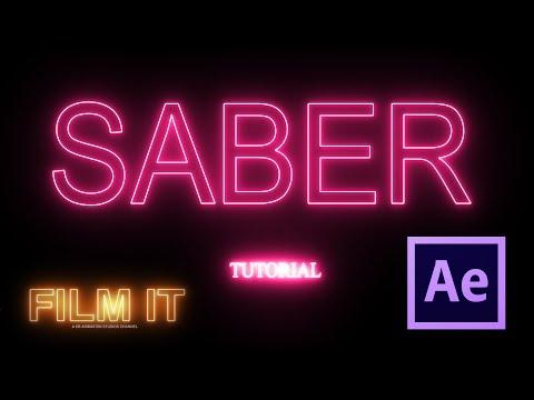 Saber (Video Copilot)