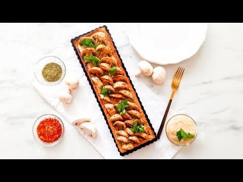 tarte-aux-champignons-sans-gluten-et-sans-lactose