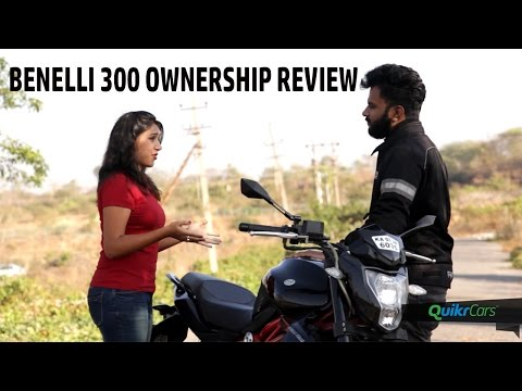 Benelli TNT 300 Long Term Ownership Review |QuikrCars