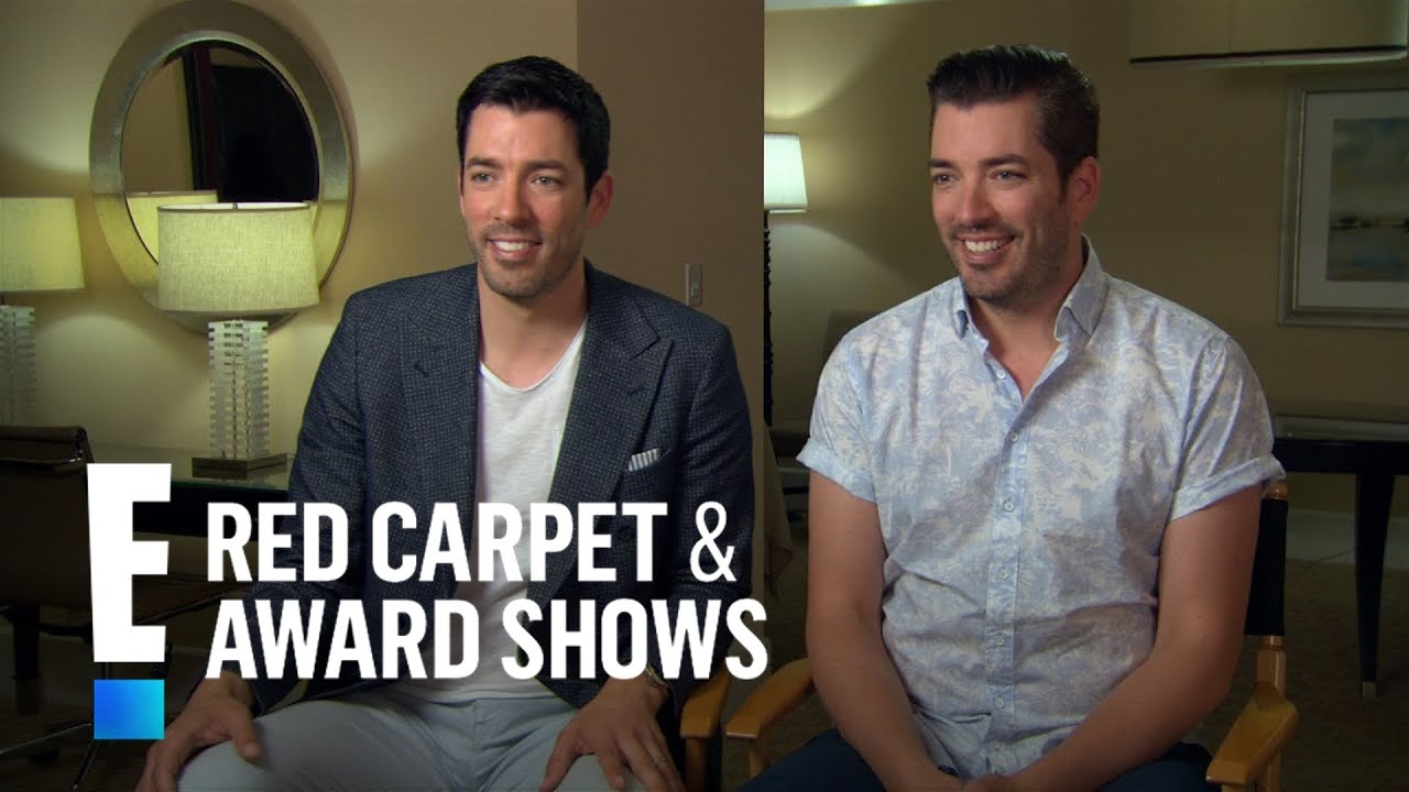 Property Brothers Stars Share What To Expect Next Season E Red Carpet Award Shows
