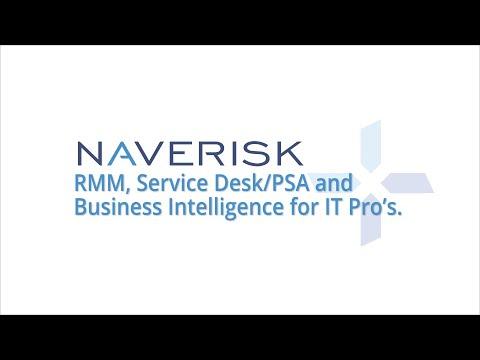 Naverisk RMM & PSA Reviews and Pricing - 2019