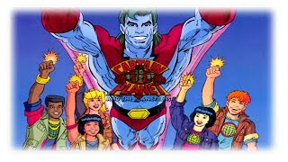 Captain Planet And The Planeteers (NES/1990) - Die Retter der Erde