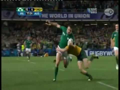 James O'Connor Saves the Day