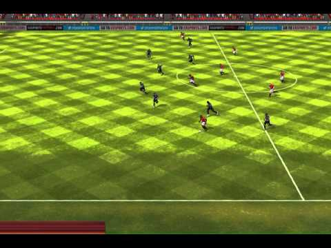 FIFA 13 IPhone/iPad - Manchester Utd Vs. Arsenal