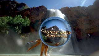 "IMAX 3D Special Effects - CGI Bubbles Scenes from ""Grand Canyon Adventure"" (HD)"