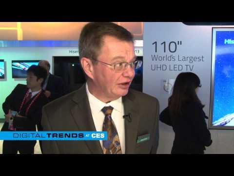 Hisense explains its strategy for US TV market domination
