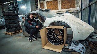 Синдикат возобновляет производство Marussia