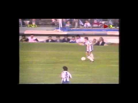 RCD ESPANYOL - CLUB BRUGGE KV COPA DE LA UEFA 1988