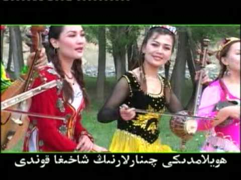 Uyghur Folk Song: Qara Qara Qaghlar (Black Crows)