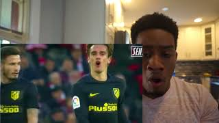 Antoine Griezmann Highlights Reaction! His Skills And Goals Are Insane!