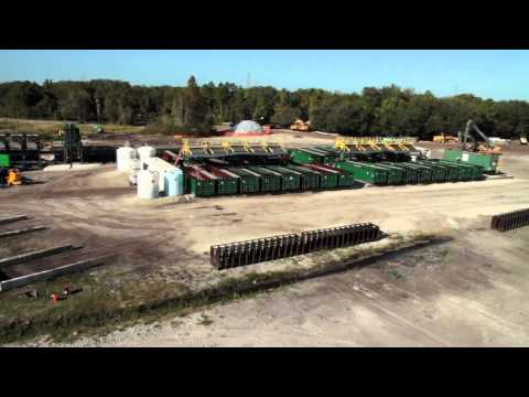 Mine Dewatering Solution: The Genesis Rapid Dewatering System