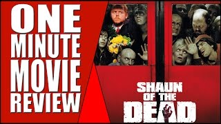 My Favourite Film - Shaun of the Dead - 5 Star Movie Review Week