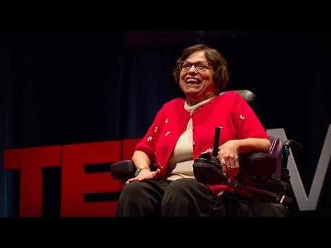 Our fight for disability rights -- and why we're not done yet | Judith Heumann