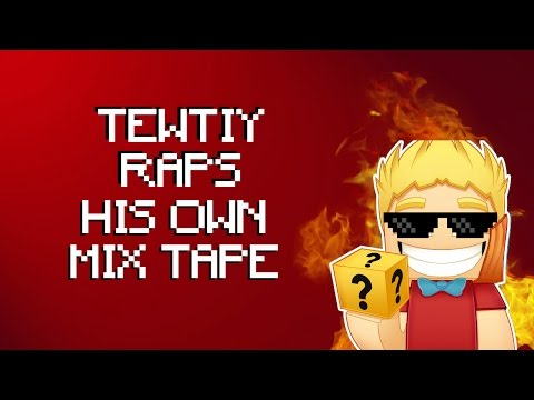 Tewtiy (Ryan) raps his own Mix Tape