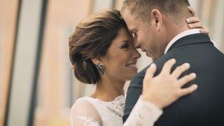 Columbus, Ohio Wedding Video | High Line Car House | Amanda and Matt