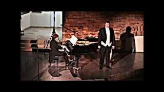 """Ingmar Schwindt, Johannes Mooser, Schubert: """"Schöne Müllerin"""" 4.Danksagung an den Bach.mp4"""