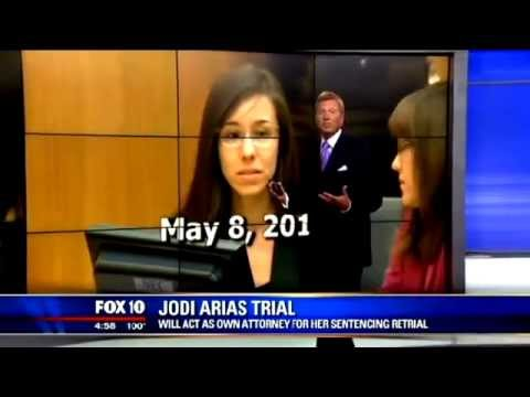 Jodi Arias Wants To Act As Her Own Lawyer During Her Penalty Phase ReTrial – Judge Allows It