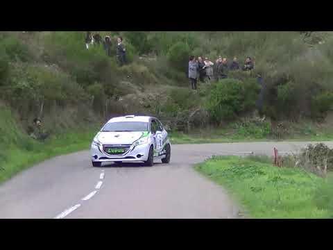 cedric CARDI   LUCIANI yoann   Rallye du NEBBIU 2018