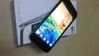 Micromax Canvas 2.2 A114 Full Review - The Only Review You Must Watch Befor Spending Rs 10000