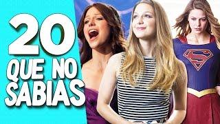 20 Curiosidades de Melissa Benoist (Supergirl)