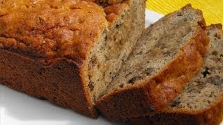 Banana Walnut Bread -- Christmas Bread Recipe