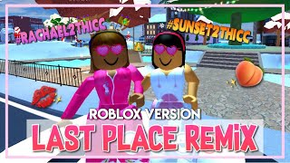 LAST PLACE BY LARRAY | ROBLOX